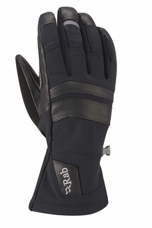 Rab Vengeance Glove Black (Close Out)