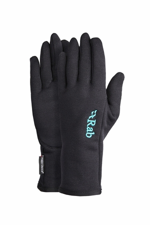 Rab Womens Power Stretch Pro Glove Black  (Close Out)