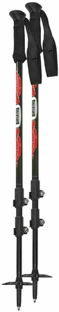 Redfeather 3 Section Trekking Poles (Pair)