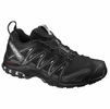 Salomon Mens XA Pro 3D Black/ Magnet/ Quiet Shade