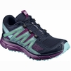 Salomon Womens X-Mission 3 Navy Blaze