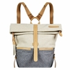 Sherpani Womens Amelia Handbag/ Backpack Buff/ Chai