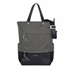 Sherpani Womens Camden Tote/ Backpack/ Crossbody Ash