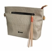 Sherpani Womens Paige Crossbody Natural