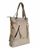 Sherpani Womens Tempest Backpack/ Tote Natural