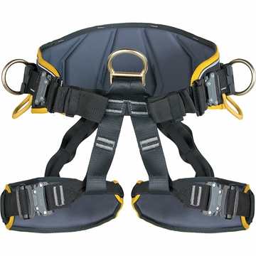 Singing Rock Sit Worker 3D Steel Harness Speed S