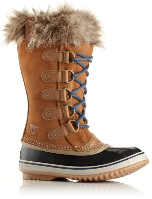 Sorel Womens Joan of Arctic Boot Elk Dark Mountain