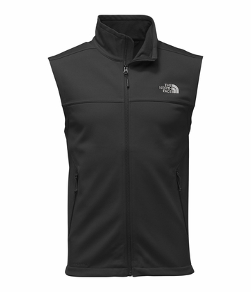 The North Face Mens Apex Canyonwall Vest TNF Black