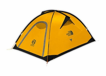 The North Face Assault 3 Tent Summit Gold/ Asphalt Grey