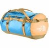 The North Face Base Camp Duffel L Naranja Orange/ Meridian Blue (close out)