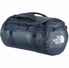 The North Face Base Camp Duffel S Cosmic Blue Blueprint Print