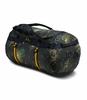 The North Face Base Camp Duffel XLarge Dark Navy Blue Night Lights Print/ Dark Navy Blue