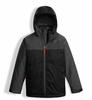 The North Face Boys Chimborazo Triclimate Jacket TNF Black Heather