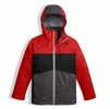 The North Face Boys Chimborazo Triclimate Jacket TNF Red