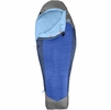 The North Face Cats Meow Sleeping Bag 20 Degree Long Ensign Blue/ Zing Grey