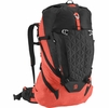 The North Face Cobra 60 TNF Black/ Acrylic Orange Heather