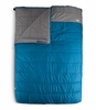 The North Face Dolomite Double 20 Degrees Long Striker Blue/ Zinc Grey