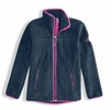 The North Face Girls Campshire Full Zip Blue Wing Teal