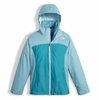The North Face Girls Osolita Triclimate Jacket Nimbus Blue