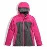 The North Face Girls Osolita Triclimate Jacket Petticoat Pink