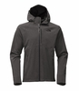 The North Face Mens Apex Flex Jacket TNF Dark Grey Heather