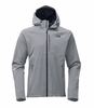 The North Face Mens Apex Flex Jacket TNF Medium Grey Heather/ Urban Navy