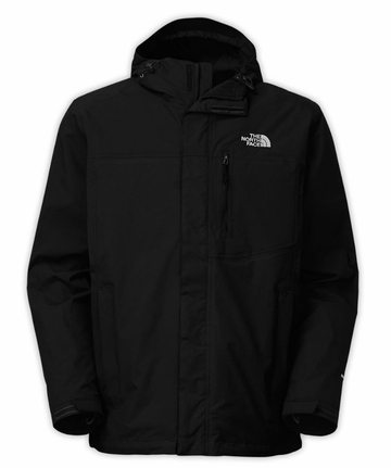The North Face Mens Atlas Triclimate Jacket TNF Black/ TNF Black