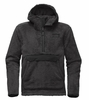 The North Face Mens Campshire Pullover  Hoodie Asphalt Grey/ TNF Black (close out)