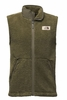 The North Face Mens Campshire Vest Burnt Olive Green (close out)