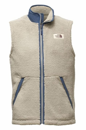 The North Face Mens Campshire Vest Granite Bluff Tan (close out)