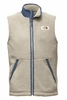 The North Face Mens Campshire Vest Granite Bluff Tan