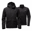 The North Face Mens Corefire Jacket TNF Black (Close Out)