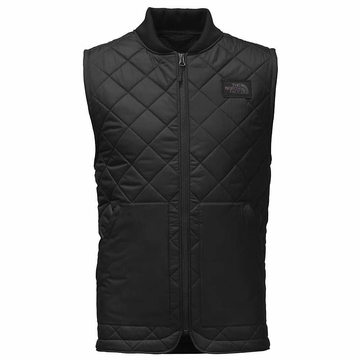 The North Face Mens Cuchillo Insulated Vest TNF Black