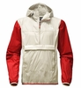 The North Face Mens Fanorak Jacket Vintage White Multi