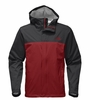 The North Face Mens Venture 2 Jacket Cardinal/ Asphalt