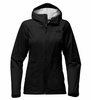 The North Face Womens Allproof Stretch Jacket TNF Black (Close Out)