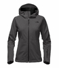 The North Face Womens Apex Flex GTX Jacket TNF Dark Grey Heather