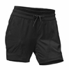 The North Face Womens Aphrodite Shorts 2 TNF Black