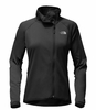 The North Face Womens Arcata Full Zip TNF Black