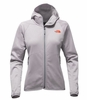 The North Face Womens Arcata Hoodie TNF Light Grey Heather