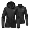 The North Face Womens Boundary Triclimate Jacket TNF Black