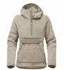 The North Face Womens Campshire Pullover Hoodie Peyote Beige