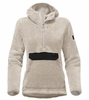 The North Face Womens Campshire Pullover Hoodie Vintage White