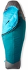 The North Face Womens Cats Meow 20 Degree Sleeping Bag Regular Blue Coral/ Zinc Grey