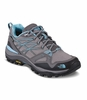 The North Face Womens Hedgehog Fastpack Gore-Tex Shoe Dark Gull Grey/ Fortuna Blue