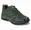 The North Face Womens Hedgehog Fastpack Shoe Deep Lichen Green/ Moon Mist Grey
