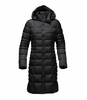 The North Face Womens Metropolis Parka 2 TNF Black