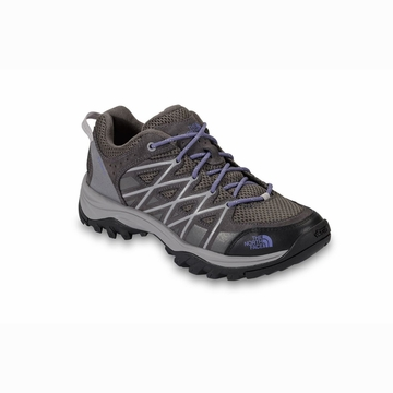 The North Face Womens Storm III Dark Gull Grey/ Marlin Blue