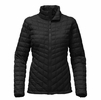 The North Face Womens Thermoball Full Zip TNF Black Matte (Close Out)
