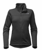The North Face Womens Timber Full Zip Jacket TNF Black